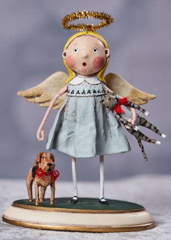 Animal Keeper by Lori Mitchell
