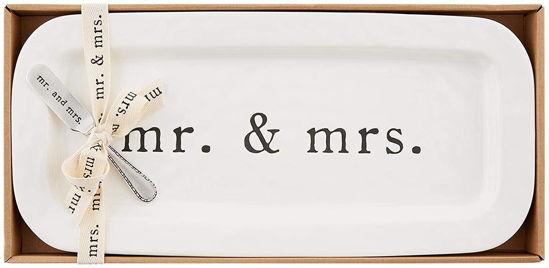 Mr & Mrs Hostess Set by Mudpie