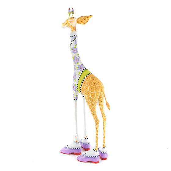 Jambo George Giraffe Figure by Patience Brewster