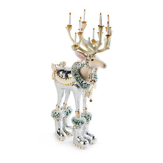 Moonbeam Dasher Reindeer Figure by Patience Brewster