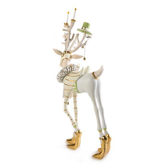 Moonbeam Prancer Reindeer Figure by Patience Brewster
