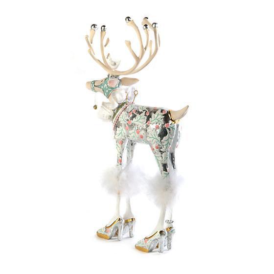 Moonbeam Vixen Reindeer Figure by Patience Brewster