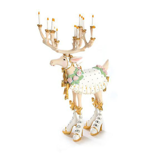 Moonbeam Donna Reindeer Figure by Patience Brewster