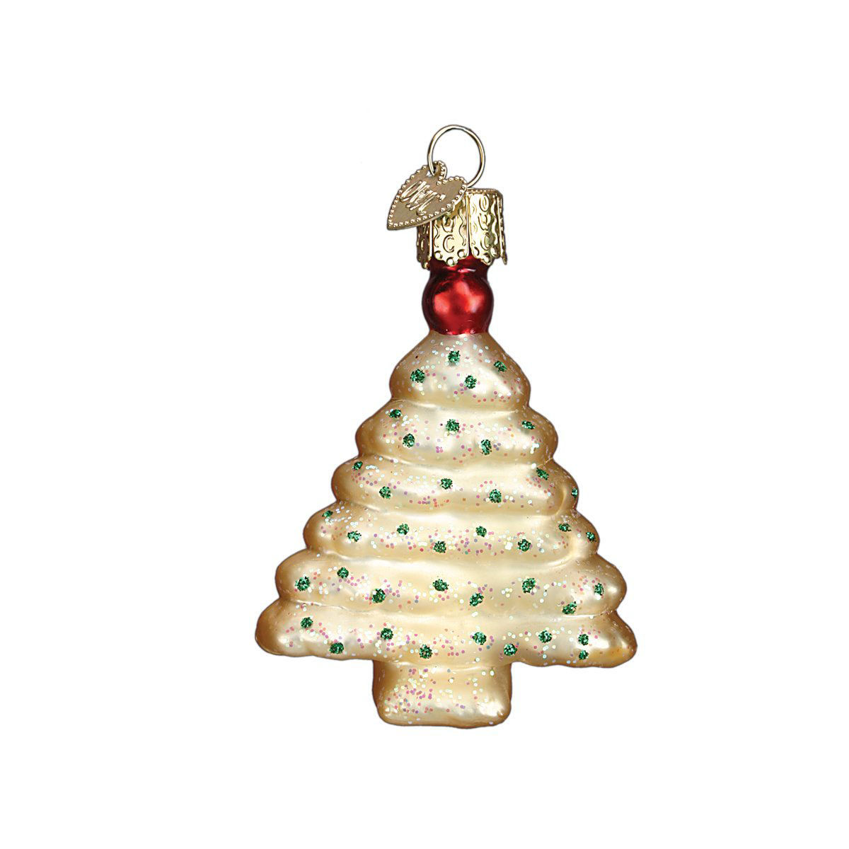 Spritz Cookies Ornament Set by Old World Christmas