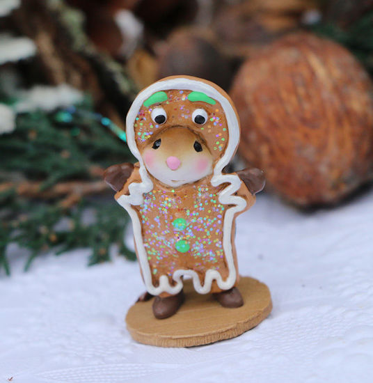 Gingerbread Boy M-703 by Wee Forest Folk