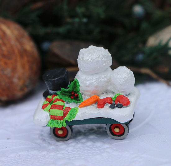 Snowman Makings M-453r by Wee Forest Folk