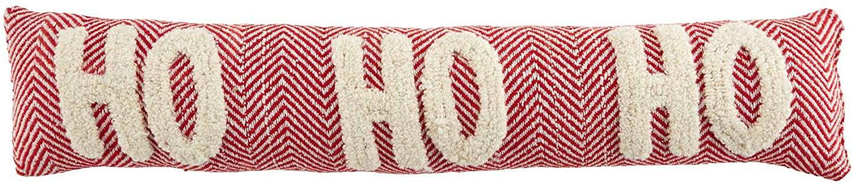 Herringbone Christmas Pillows by Mudpie