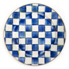 Royal Check Enamel Charger Plate by MacKenzie-Childs