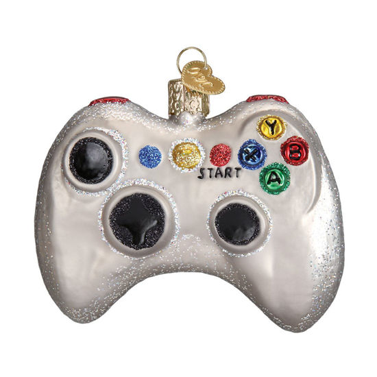 Video Game Controller Ornament by Old World Christmas