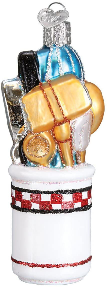 Kitchen Utensils Ornament by Old World Christmas