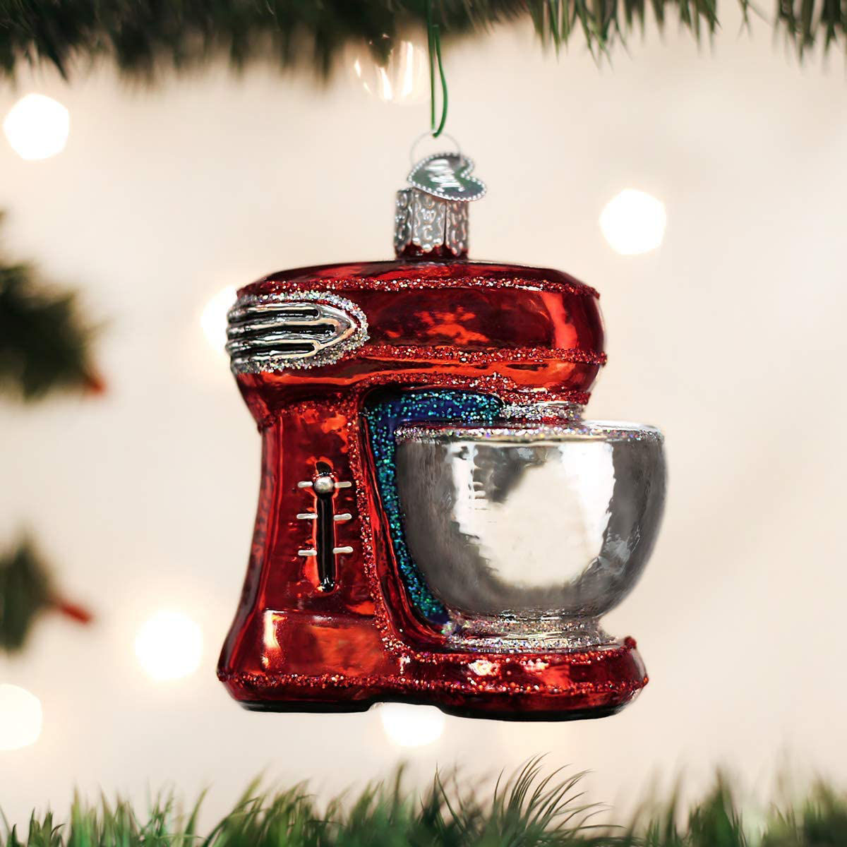 Mixer Ornament by Old World Christmas