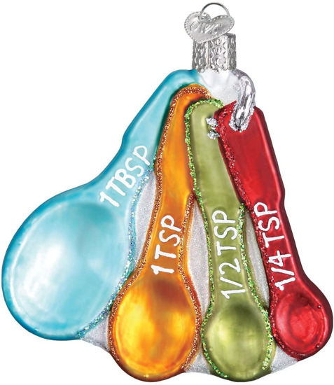 Measuring Spoons Ornament by Old World Christmas