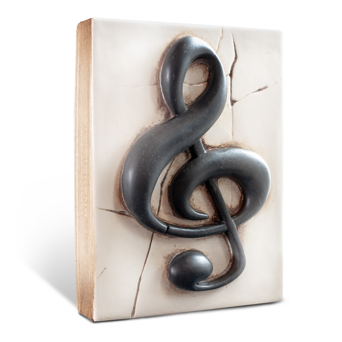 Treble Clef by Sid Dickens