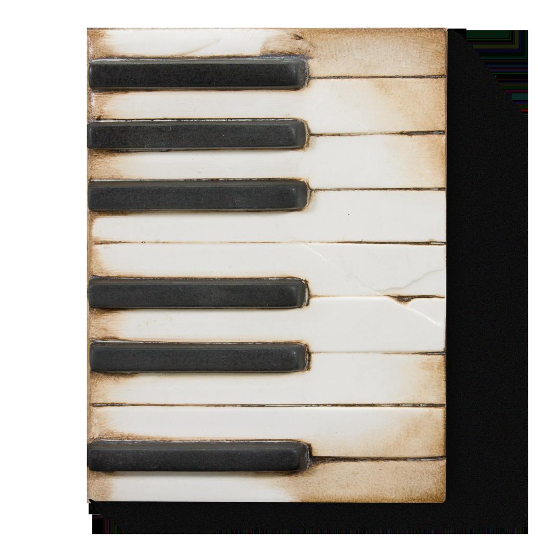Piano Keys by Sid Dickens