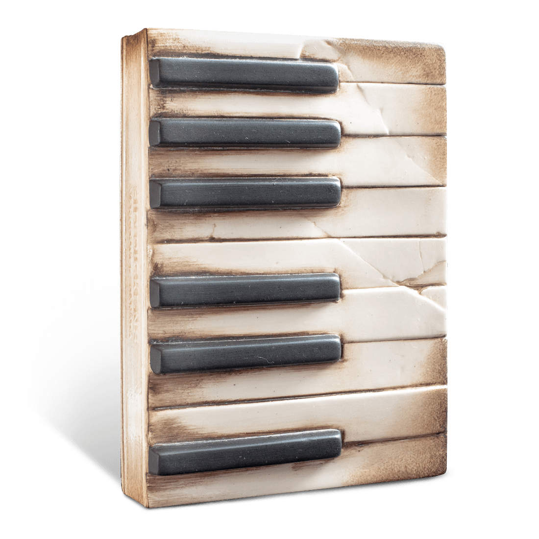 Piano Keys by Sid Dickens