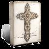 Medieval Cross by Sid Dickens