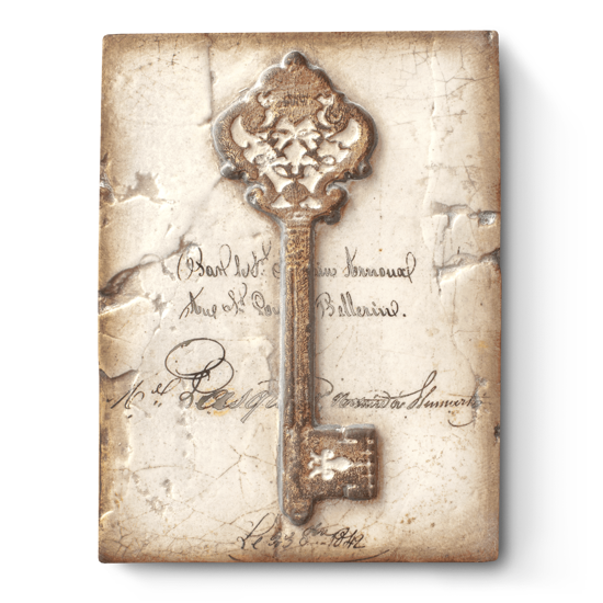 The Key by Sid Dickens