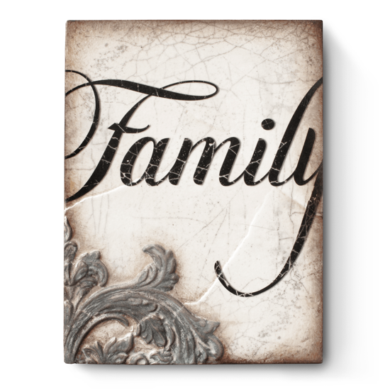 Family by Sid Dickens