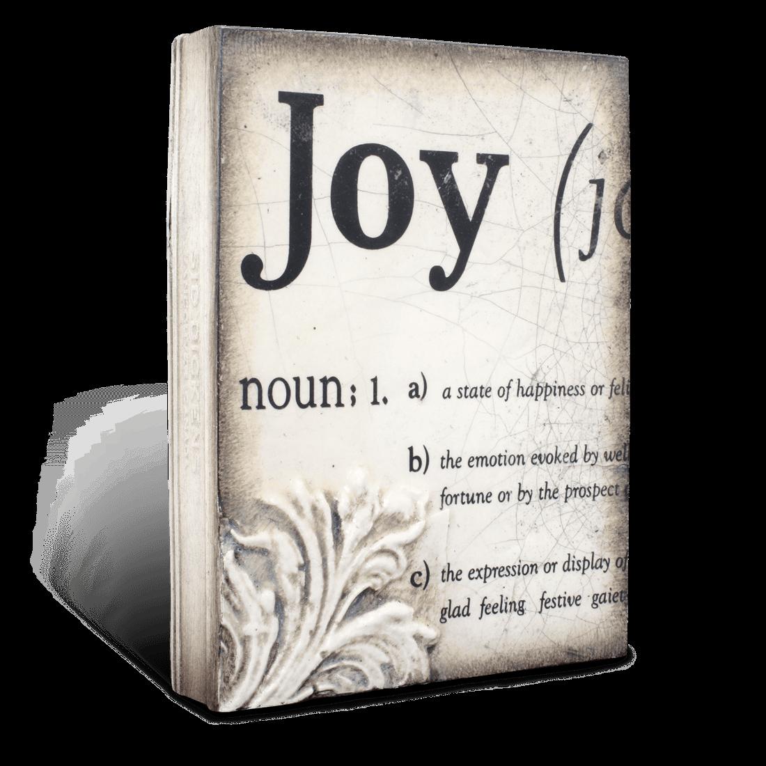 Joy by Sid Dickens