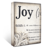 Joy by Sid Dickens