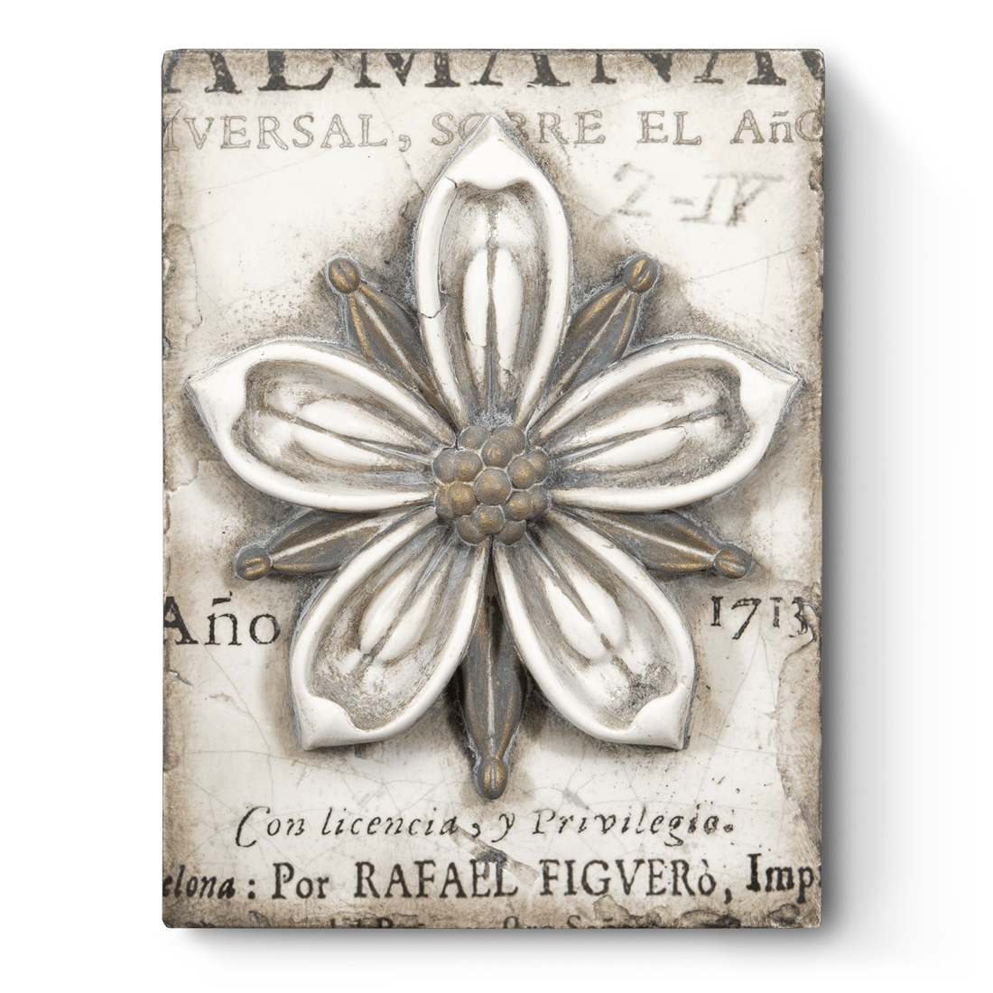 Cosmopolitan Flower by Sid Dickens