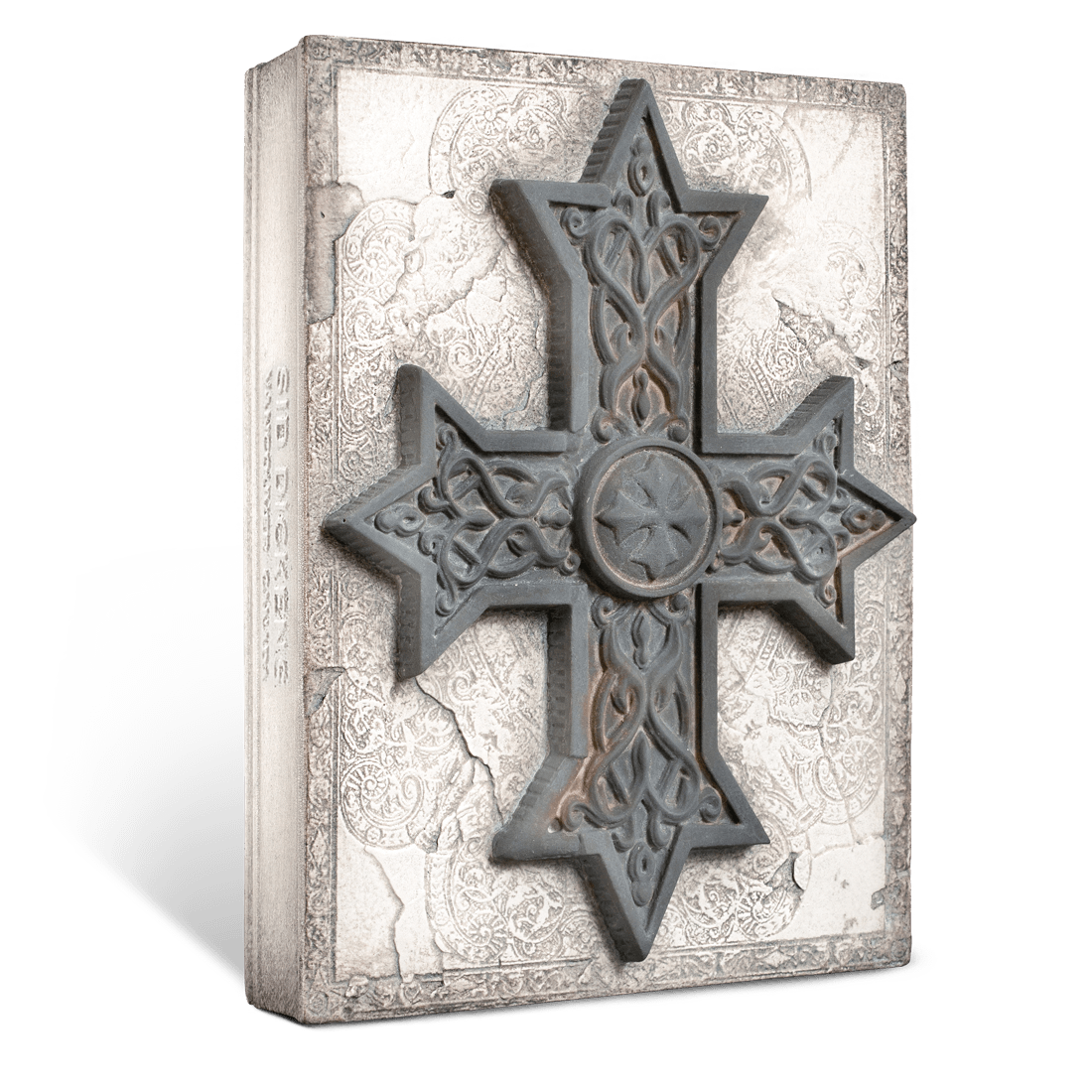 Ancient Cross by Sid Dickens