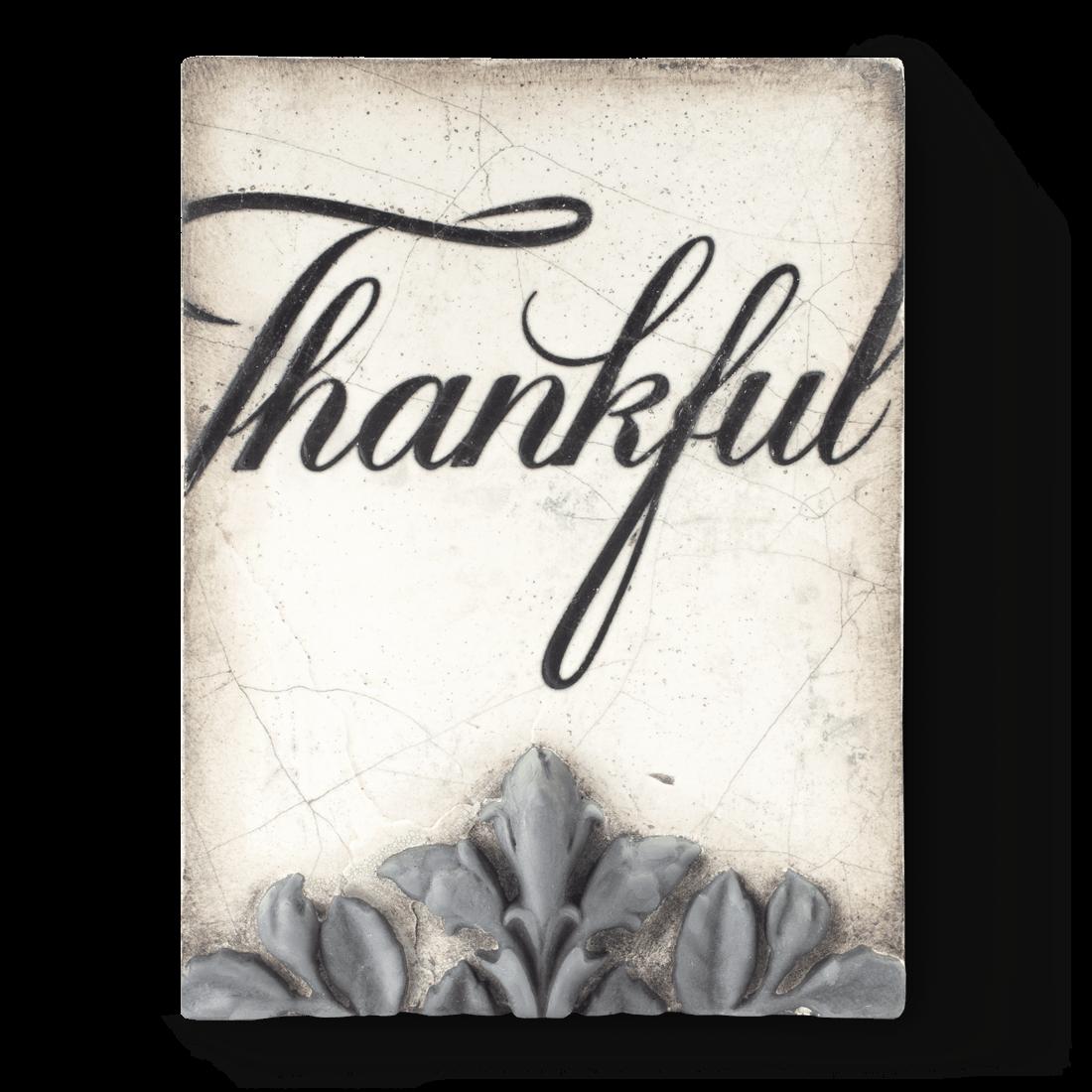 Thankful by Sid Dickens