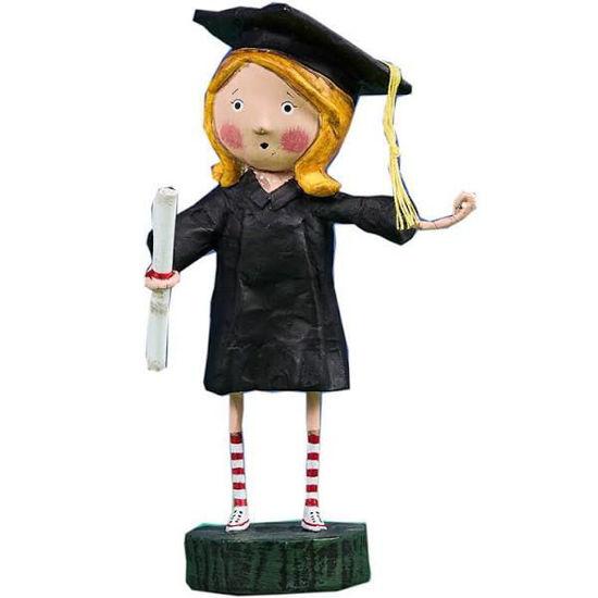 The Lady Graduate by Lori Mitchell