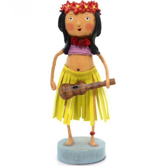 Hula Lula by Lori Mitchell