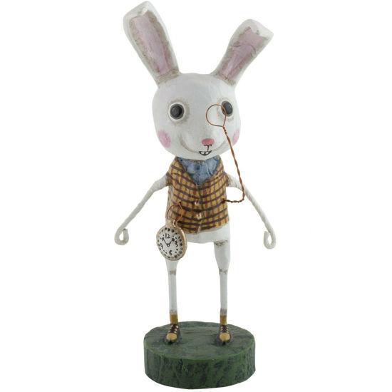 The White Rabbit by Lori Mitchell