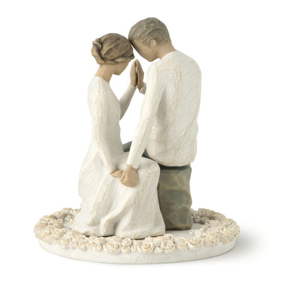 Around You Cake Topper by Willow Tree®