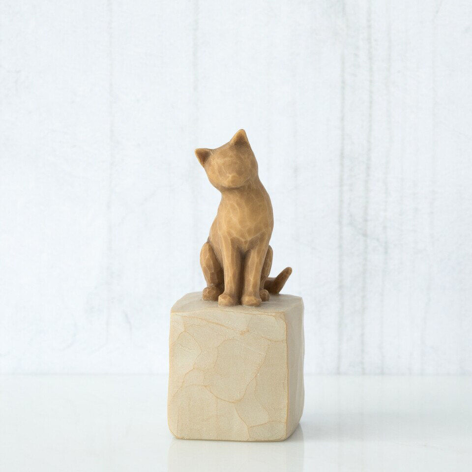 Love my Cat (light) by Willow Tree®