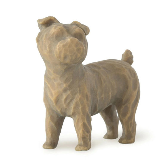 Love my Dog (small, standing) by Willow Tree®