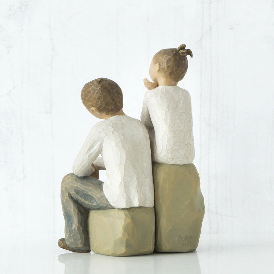 Brother and Sister by Willow Tree®