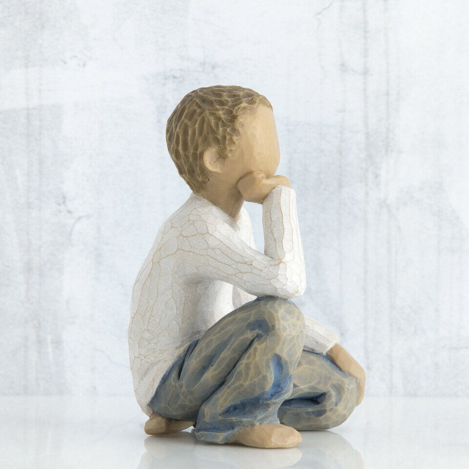 Inquisitive Child by Willow Tree®