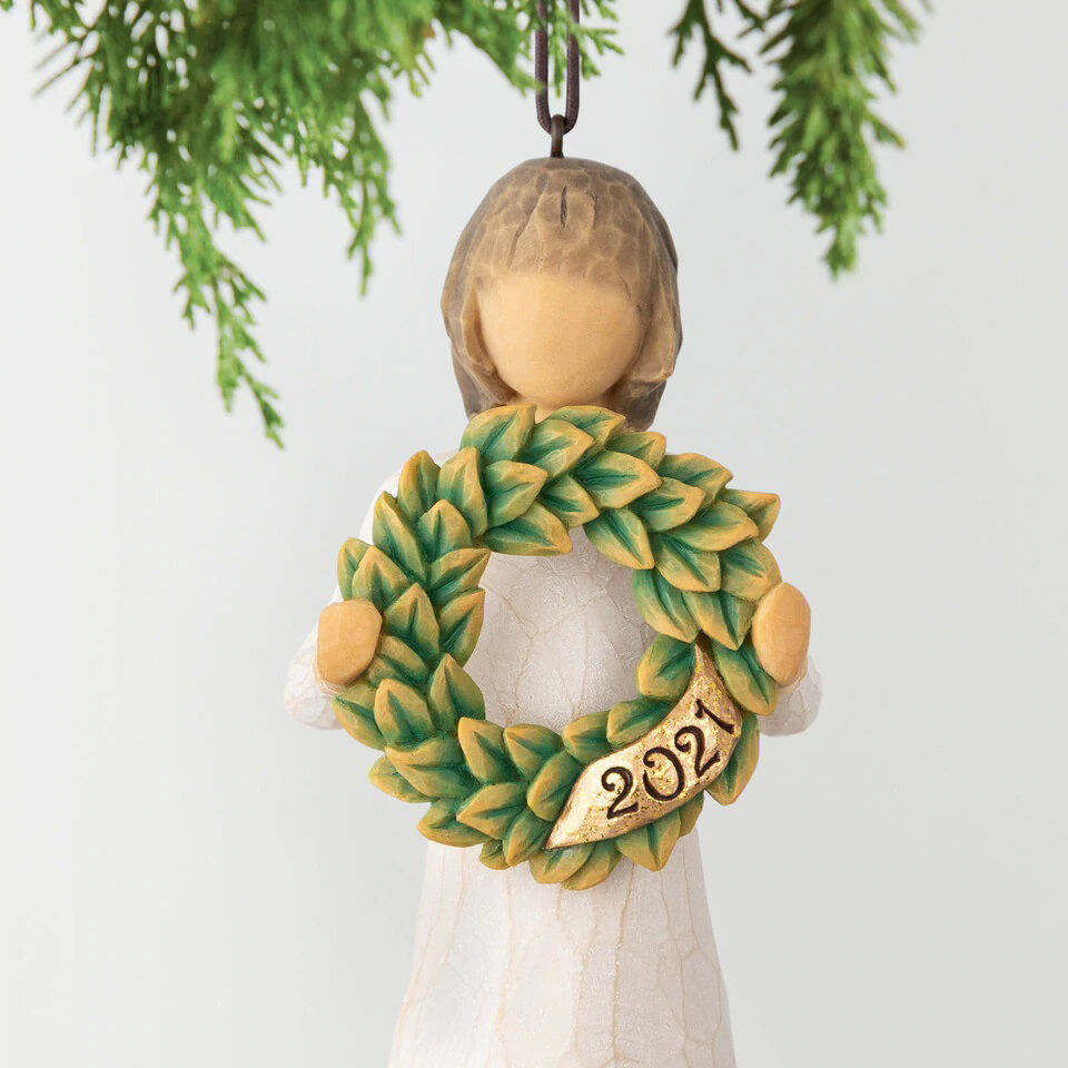 2021 Ornament by Willow Tree®