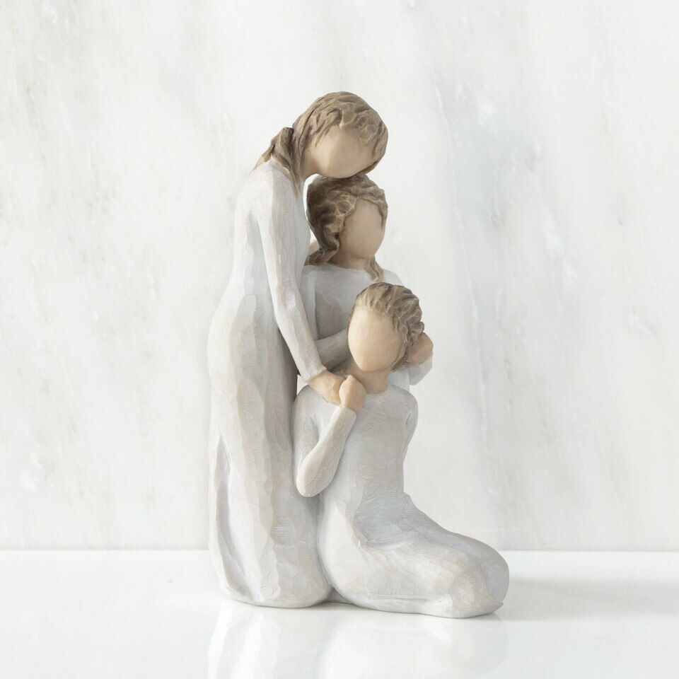 Our healing touch by Willow Tree®