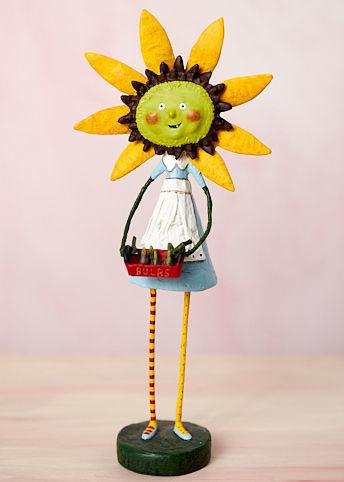 Sally Sunflower by Lori Mitchell
