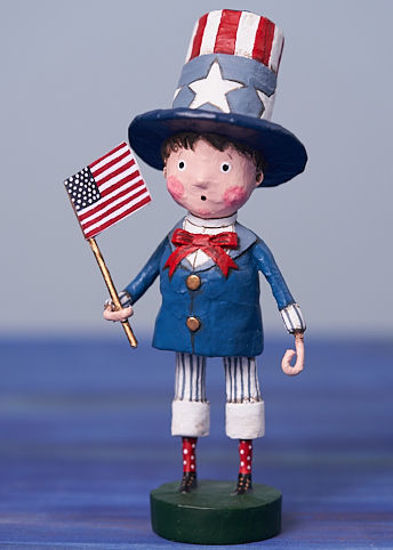 Yankee Doodle Boy by Lori Mitchell
