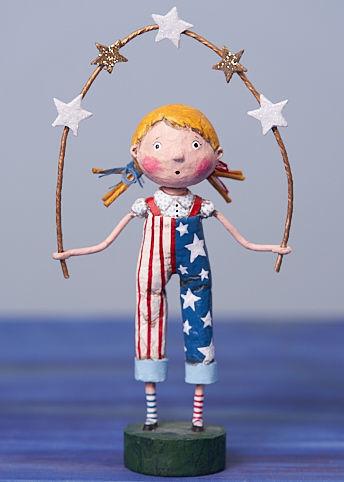 Star Spangled by Lori Mitchell