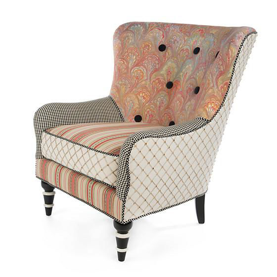 Patisserie Parlor Chair by MacKenzie-Childs
