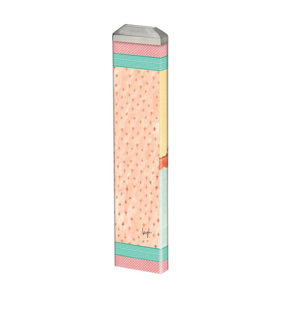 "Giraffe Mom  13""  Mini Art Pole by Studio M"