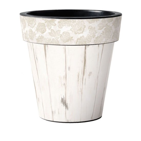 """Bloom with Grace 18"""" Art Planter by Studio M"""