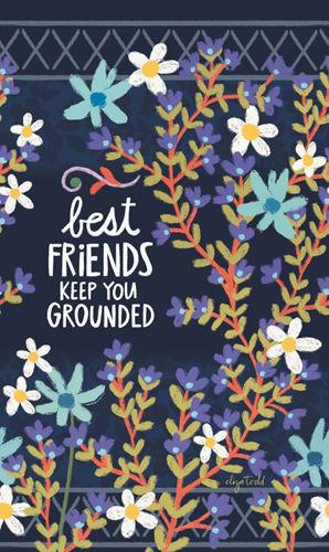 """Best Friends 13""""  Mini Art Pole by Studio M"""