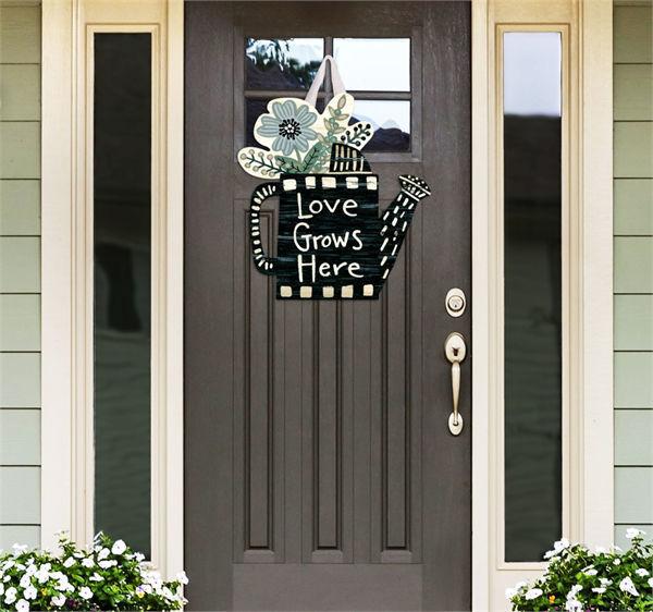 Sprinkled with Love Door Decor by Studio M