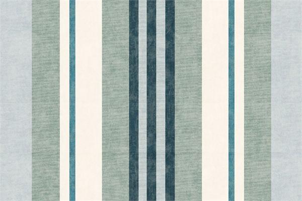 Broad Stripes - Laguna Floor Flair - 2 x 3 by Studio M