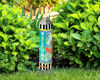"Folk Garden 20"" Art Pole by Studio M"