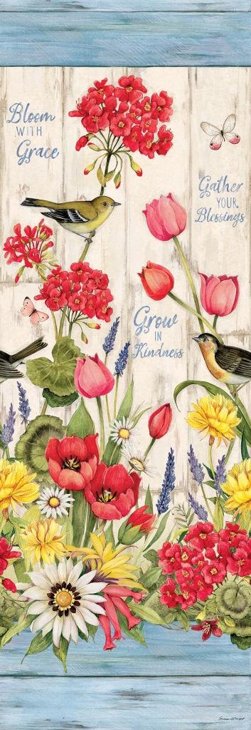 "Bloom with Grace 60"" Art Pole by Studio M"