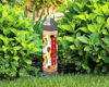 "Sunflower Checks  20"" Art Pole by Studio M"