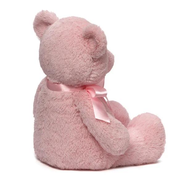 """My 1st Teddy Pink 18"""" by Gund"""